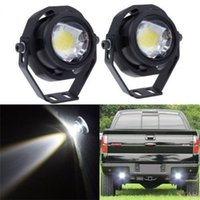 Wholesale Pair of K W U2 LED WORK LIGHT BAR FLOOD DRIVING OFFROAD FOG LAMP SUV X4WD