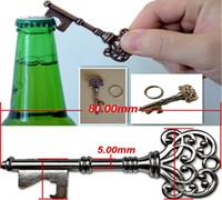 Wholesale Novelty Keychain Key Design SUCK UK Bottle Opener Key Ring Bar Beer Bottle Opener Unisex Decorative Keychain Gift Opening Tools