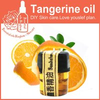 Wholesale Free shopping Pure plant essential oil tangerine oil ml suitable for dry aging skin care