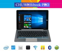 atom usa - New Arrival OGS Chuwi HIbook Pro Windows10 Android Dual OS Tablet PC x1600 Intel Atom X5 Z8300 Quad Core GB GB