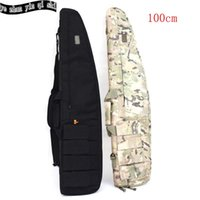 Wholesale cm Gun slip Bevel Carry Bag Rifle Case shoulder pouch Hunting Backpack Bags for Hunting