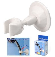 attachable shower heads - 360 Rotatable Shower Head Holder Suction Bracket Adjustable Attachable Wall Brand New and High Quality