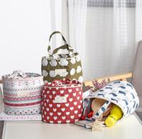 bags etc shop - Kawaii Models Animals Etc CM Cotton Fabrics Bag Women Hand Lunch BAG Lunch BOX Pouch Handbag Shopping Bag