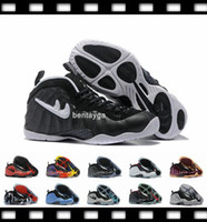 ball dr - 2017 newest Mens Air Penny Hardaway Galaxy one DR Doom Men Foams Basketball Shoes Olympic Basket Ball Cheap basketball Sneakers