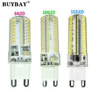 best selling candles - Best selling G9 LED Bulb lamp W W W W leds Lampada led V LED Chandelier led Replace Halogen lights candle bulb spot