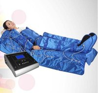 Wholesale electro infrared air pressure massage lymphatic drainage machine for sale