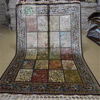 artificial hand price - 4 x6 Factory Price Carpet Artificial Silk Muslim Prayer Rugs and Carpet