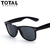 al por mayor oculos empollón-Totalglasses Gafas de Sol Hombre Retro Nerd Gafas Mujer Vintage Gafas de Sol Oculos De Grau Moda Feminina Gafas Masculino
