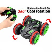 as pic amphibious rc - ZC SL01B GHz Double Side Amphibious RC Stunt Car Degree Cool Rotation