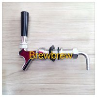 beer fridge tap - Long shank us style beer tap beer faucet for homebrew or jockey box beer fridge