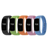 Wholesale Best Union New Fashionable wristband Smart Band Fitness Heart rate anti lost Bluetooth Smartband Sport Bracelet self timer android ios