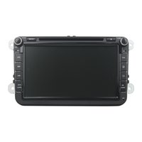Wholesale 8inch Andriod Car DVD player for VW Magotan with GPS Steering Wheel Control Bluetooth Radio