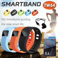apple bits - FITBIT TW64 Bluetooth Smartband fit bit wrist activity sleep wristband Android Smart Bracelet For iPhone Plus S Samsung Smart Band