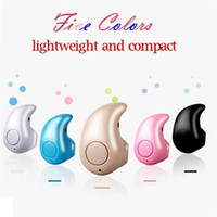 Wholesale S530 Mini Wireless Bluetooth Earphone Stereo Headphones Headset With Microphone Fone De Ouvido Universal For iPhone Samsung