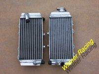 Wholesale L R aluminum radiator For Honda CRF150R CRF150RB