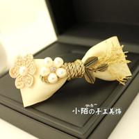 Wholesale Beautiful Beautiful Handmade Hairpin Hair Jewelry