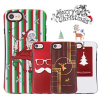 apple presents - Custom made Customized For iphone s Plus Samsung S7 Christmas gifts Xmas present Santa Claus Smartphopne Goophone Cool Cell Phone case