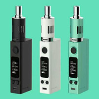 Wholesale Joytech Evic VTC Mini Kit TC W Vape Box Mod with Mega VT atomizer Vapor Evic VTC mini e cigs