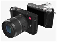 Wholesale YI M1 Mirrorless Digital Camera With mm F3 Lens mm F1 Lens international Version