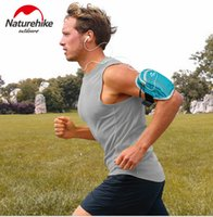 Wholesale Naturehike Running Men s and Women s Outdoor Sports Arm Bag Super Light Weight Mobile Phones Arm Bag Waterproof Breathable