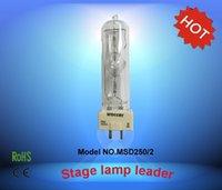 Wholesale ROCCER MSD250W GY9 Metal Halide Lamp HSD250W msd w k msd