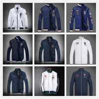 air force clothes - 2017 Aeronautica Militare Jackets actives Men s Polo Air Force One Jackets Italy Brand Jackets spring Jacket MAN Clothes M XXL