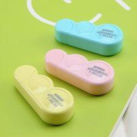 Wholesale x M Peas series correction tape material escolar kawaii stationery office school supplies papelaria gifts