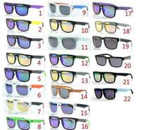 achat en gros de lunettes de soleil polarisées barre-500pcs Vente KEN BLOCK HELM Lunettes de soleil Brand Cycling Sports Outdoor Hommes Femmes Optique Lunettes de soleil polarisées Lunettes de soleil 22 couleurs