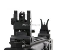 Wholesale The new front sight tactical folding rear sight highquality