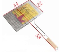Wholesale Professional Supplier BBQ Grill Wire Mesh Roast Barbecue Mesh BBQ Grill Netting Cheap Price Stainless Steel Barbecue Grill Wire Net