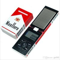 Wholesale 100x0 g x0 g x0 g x0 g x0 g x0 g Digital Pocket Scale Balance Weight Jewelry Scales Cigarette Case scales