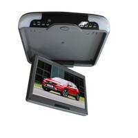 Precio de Consola gris-13 pulgadas / techo de succión de un coche superior monitor AV dvd TFT LED 16:09