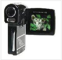 Wholesale DV536 P7 Taiwan factory production MP Camera TFT LCD Can rotate degrees Digital zoom support multi languauge