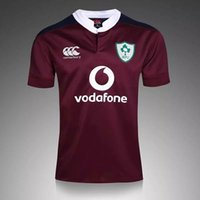 Wholesale 2017 Ireland RUGBY jersey Thailand quality RWC NRL Super RUGBY Shirts Men Rugby Jersey