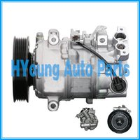 Wholesale Denso auto air conditioning compressor SEL14C for Renault Megane DACIA GRAND Scenic III DCP23030