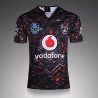 Wholesale 2017 Auckland Warriors rugby jerseys top quality colorful men rugby shirts NZ Warriors shirts