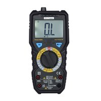 Wholesale True RMS Multimeter Ammeter Multimetro Auto Range Tester AC DC Current Digital Multimeter Professional
