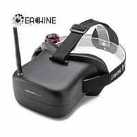glasses fpv - Eachine VR007 G CH Inch HD FPV Goggles Video Glasses With V mAh Battery
