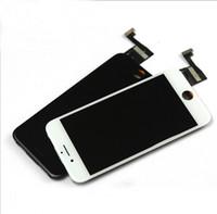 Для iPhone 7 Plus Черный класс A +++ ЖК-экран Сенсорный экран Digitizer Panel Assembly Free DHL