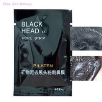 Wholesale 240pcs Black Mask Blackhead Pore Strips Removal Cleansing Cleaner Mascara Black Head Mascarilla Pilaten Peeling