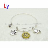 american saints - New Orleans American football Sports series alex ani charms bracelets Expandable Wiring Bracelet Bangles super bowl Saints jewellery BB0032