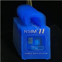 Wholesale rsim11 r sim11 unlock for iphone s ios10 with the better system which can support the simply operation of G and G