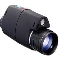 Écrans de chasse avec infrarouge intégrée 5x50 175m à distance efficace résistant à l'eau et léger pour l'observation en nuit