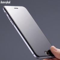 Para el iphone 7 6S SE 5S iphone7 de cristal templado protector de la pantalla a prueba de explosiones de pantalla clara de alta calidad de la película