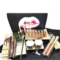 Wholesale Kylie Lord Metal Gold THE LIMITED EDITION KYLIE BIRTHDAY COLLECTION Kylie Cosmetics Birthday Edition