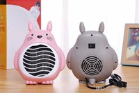 Wholesale Fashion Cute Cartoon Portable Household Electric Heater Fan Heater Mini Heater Hand Warmer Small Household Appliances