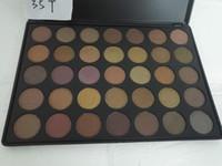 Wholesale New morphe eyeshadow colors Earth Matte Eyeshadow Palette Makeup Eye Shadow for MORPHE BRUSHES DHL free