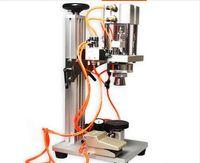 Wholesale Perfume crimper pneumatic perfume crimping machine semi automatic perfume crimping machine
