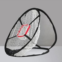 Wholesale Golf Practice Net Golf Training Cage Folding Practice Mat Net Golf Training Aids Accessories Netting Adjustable