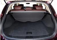 Wholesale Waterproof shockproof PU leather folding car trunk mat For Infiniti QX50